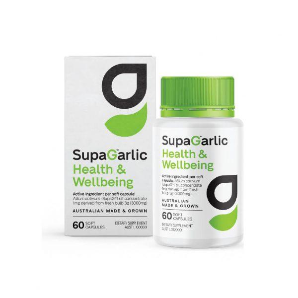 SupaGarlic Health & Wellbeing