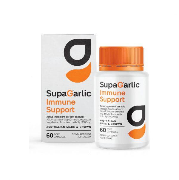 SupaGarlic Immune Support