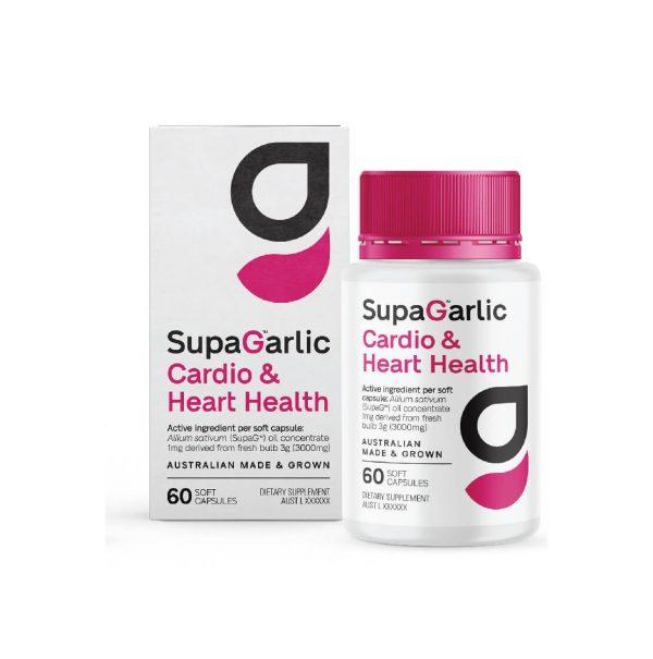 SupaGarlic Cardio & Heart Health